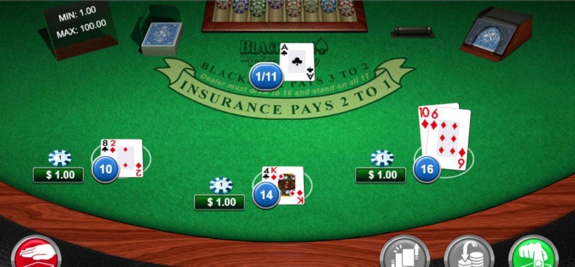 Progresivni blackjack